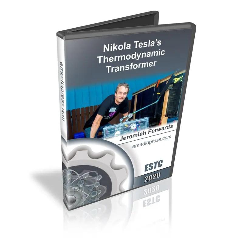 Nikola Tesla's Thermodynamic Transformer by Jeremiah Ferwerda