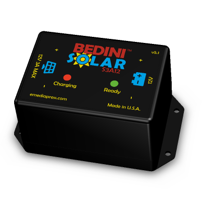 S3A12 Bedini Solar Charge Controller