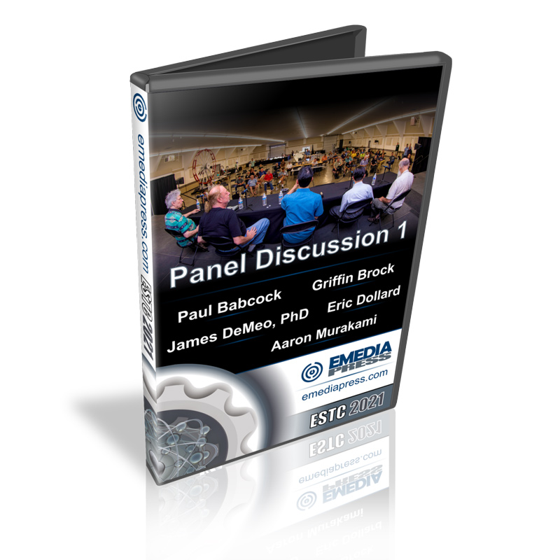 Panel Discussion 1 (2021)