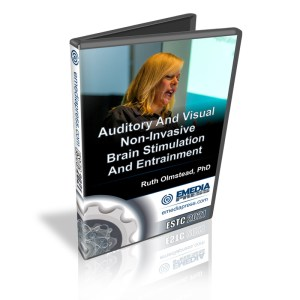 Auditory And Visual Non-Invasive Brain Stimulation And Entrainment by Dr. Ruth Olmstead