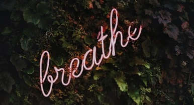 breathing yoga for Anxiety