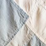 patchwork areia azul