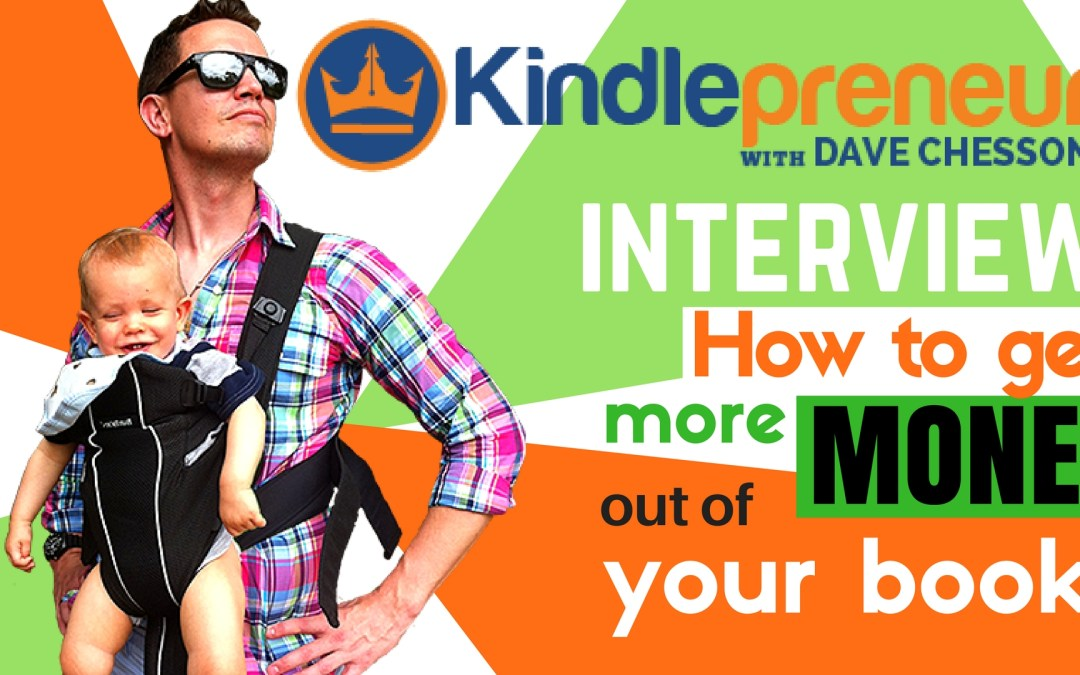 Kindle Publishing Success Story | Interview With Kindlepreneur Dave Chesson