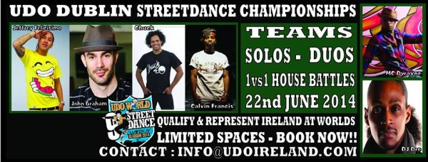 UDO world street dance