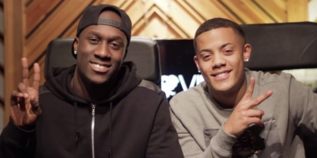 Nico and Vinz singing duo