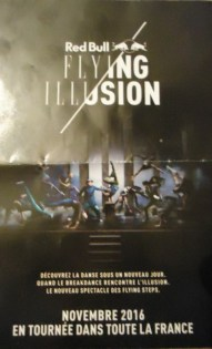 Flying Illusion - upcoming illusion/breakdance show made in Germany
