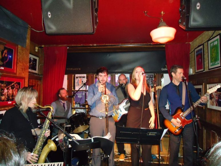 Early House band (pic 1)