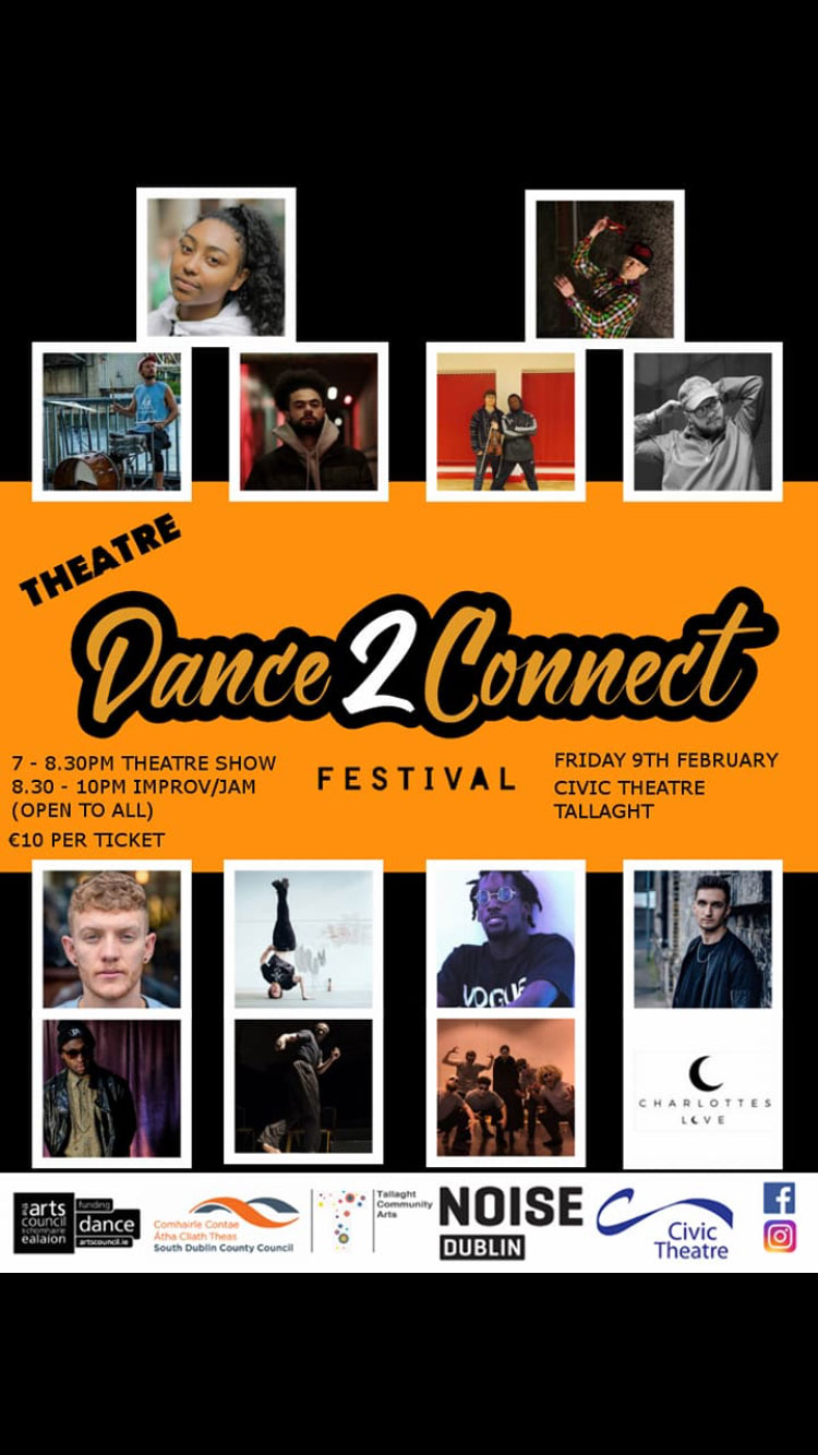 Dance2Connect shows and partners