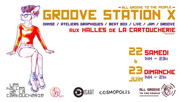 Groove music and arts festival