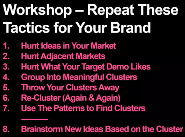 Opportunity Hunting: Tactics' Summary For Your Brand