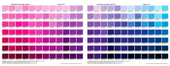 violet-purple-pantone