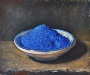 niebieski-kobaltowy