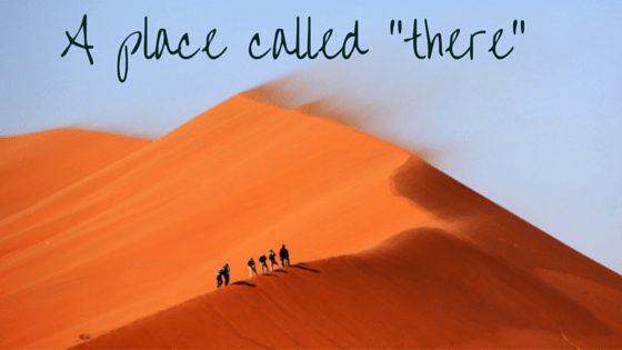 """A Place Called """"There"""""""