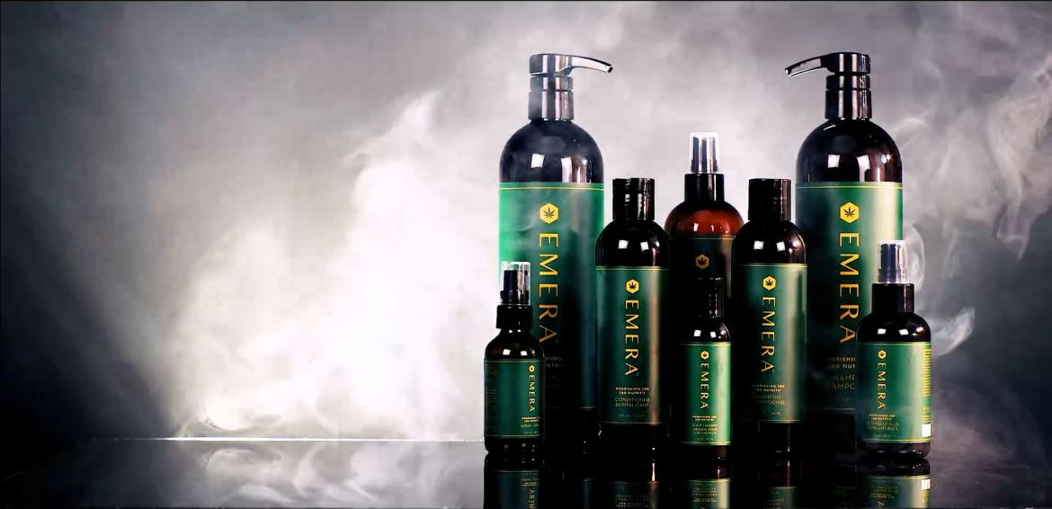 Carry Us | Emera Hair Care products