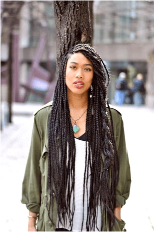 Hair Trends to Expect From 2019 | Long Braids