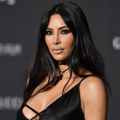 Celebrities who use CBD | Kim Kardashian