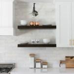 28 Amazing Kitchen Backsplash With White Cabinets Ideas