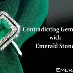 Contradicting Gemstones with Emerald Stone