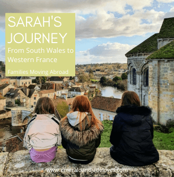 Emerald Jade Loves - Families Moving Abroad - Sarah's journey