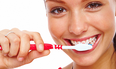 How to brush your teeth with Braces!
