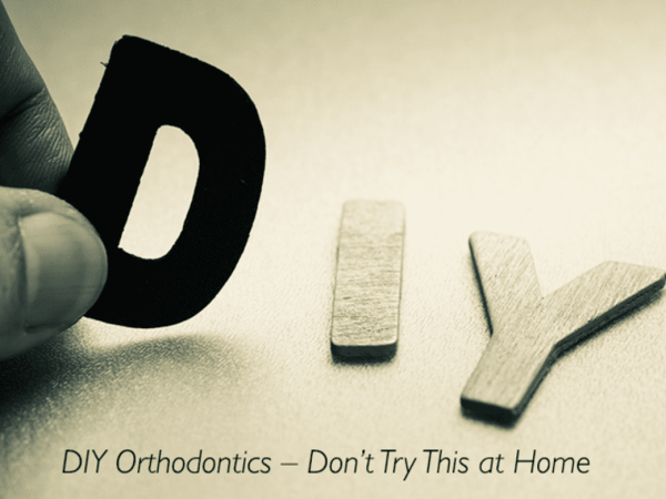 DIY Orthodontics Have Arrived And Are Incredibly Dangerous