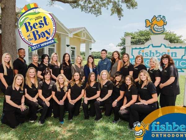 Fishbein Orthodontics voted 2017 Best of Bay!