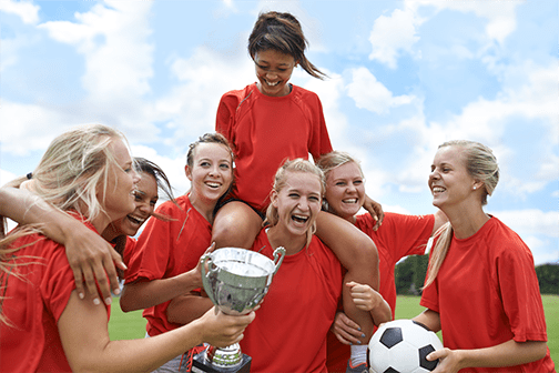 Why Invisalign Teen is Perfect for Your Athlete