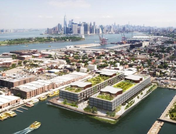 $30,000,000 - Brooklyn, NY (Red Hook) - Emerald Creek Capital