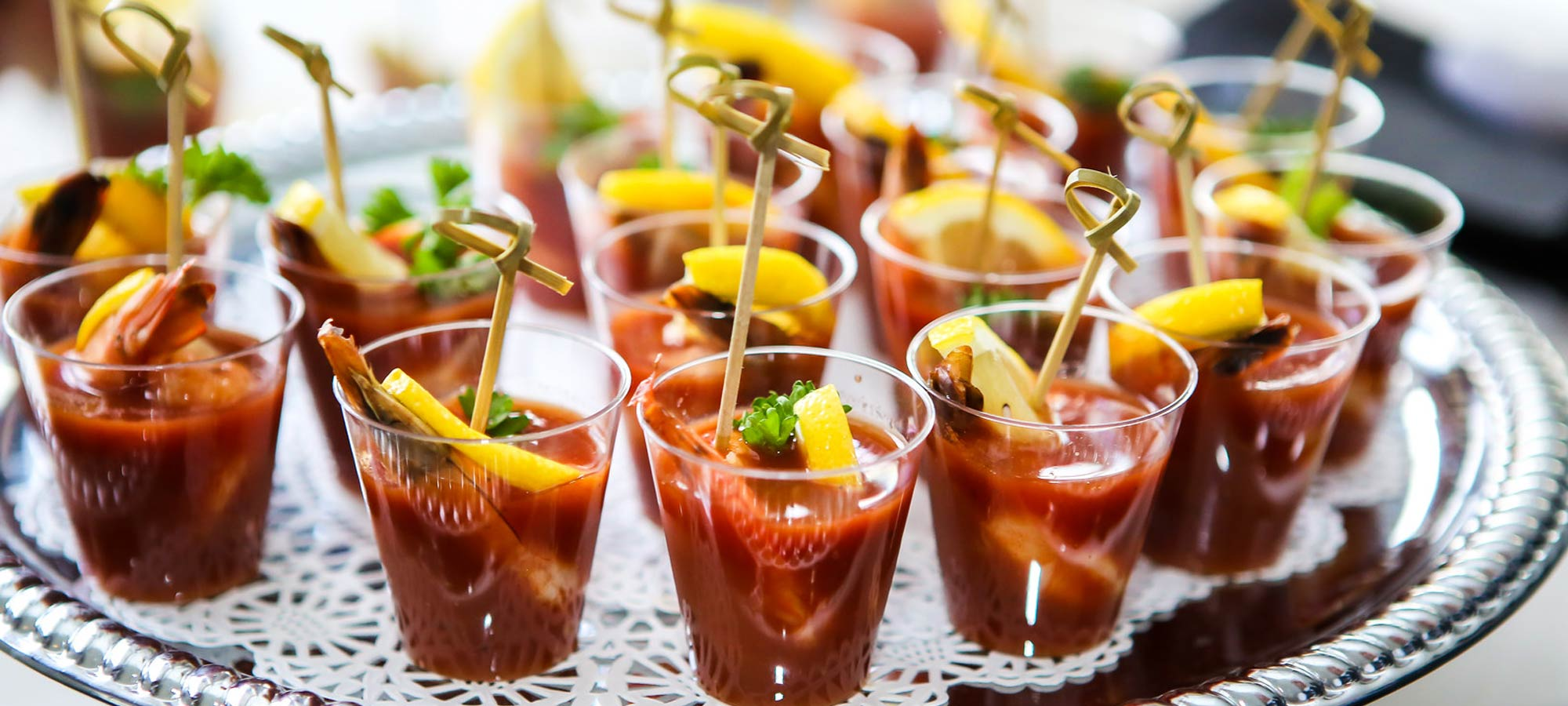 Delectable Cuisine for Any Event