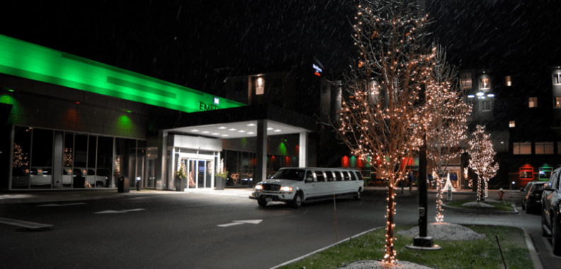 Holidays at Emerald Event Center Cleveland Avon
