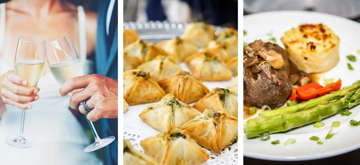 Premier On-Site Catering
