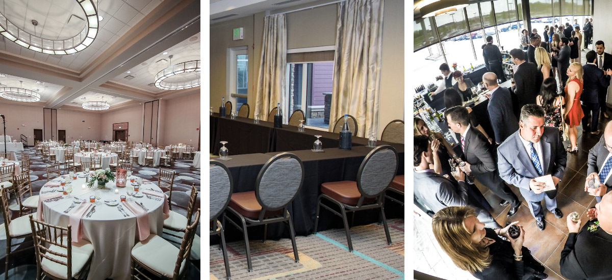Cleveland Event Venue - Weddings - Meetings - Special Events