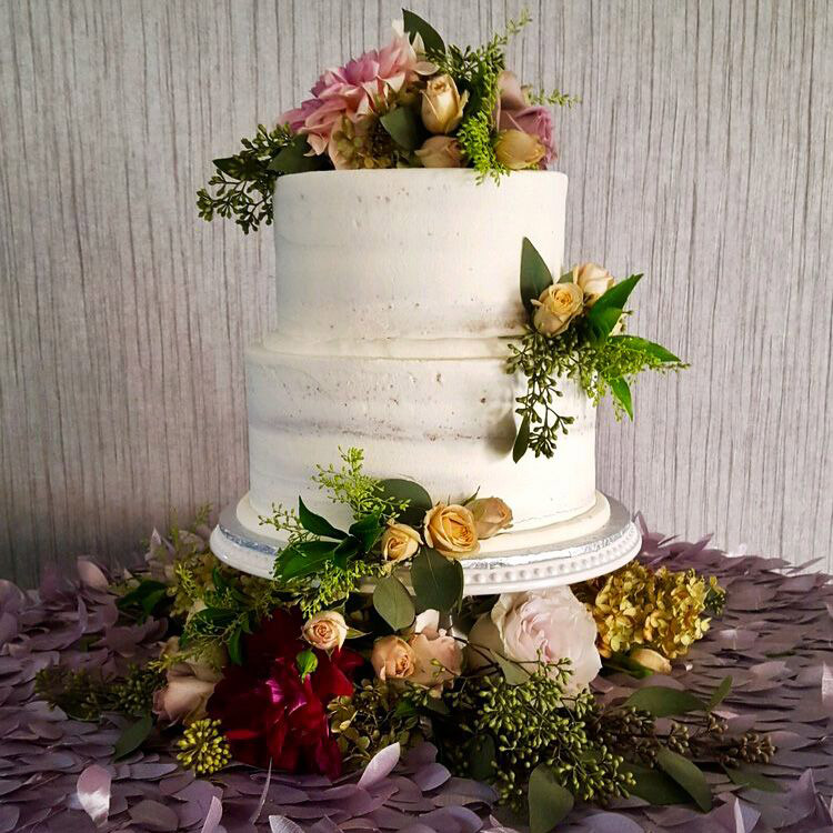 Cleveland Wedding Venue - Wedding Cakes by Top Tier Cakes Bakery