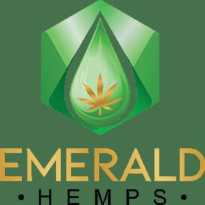 Emerald Hemps Vector Logo White2