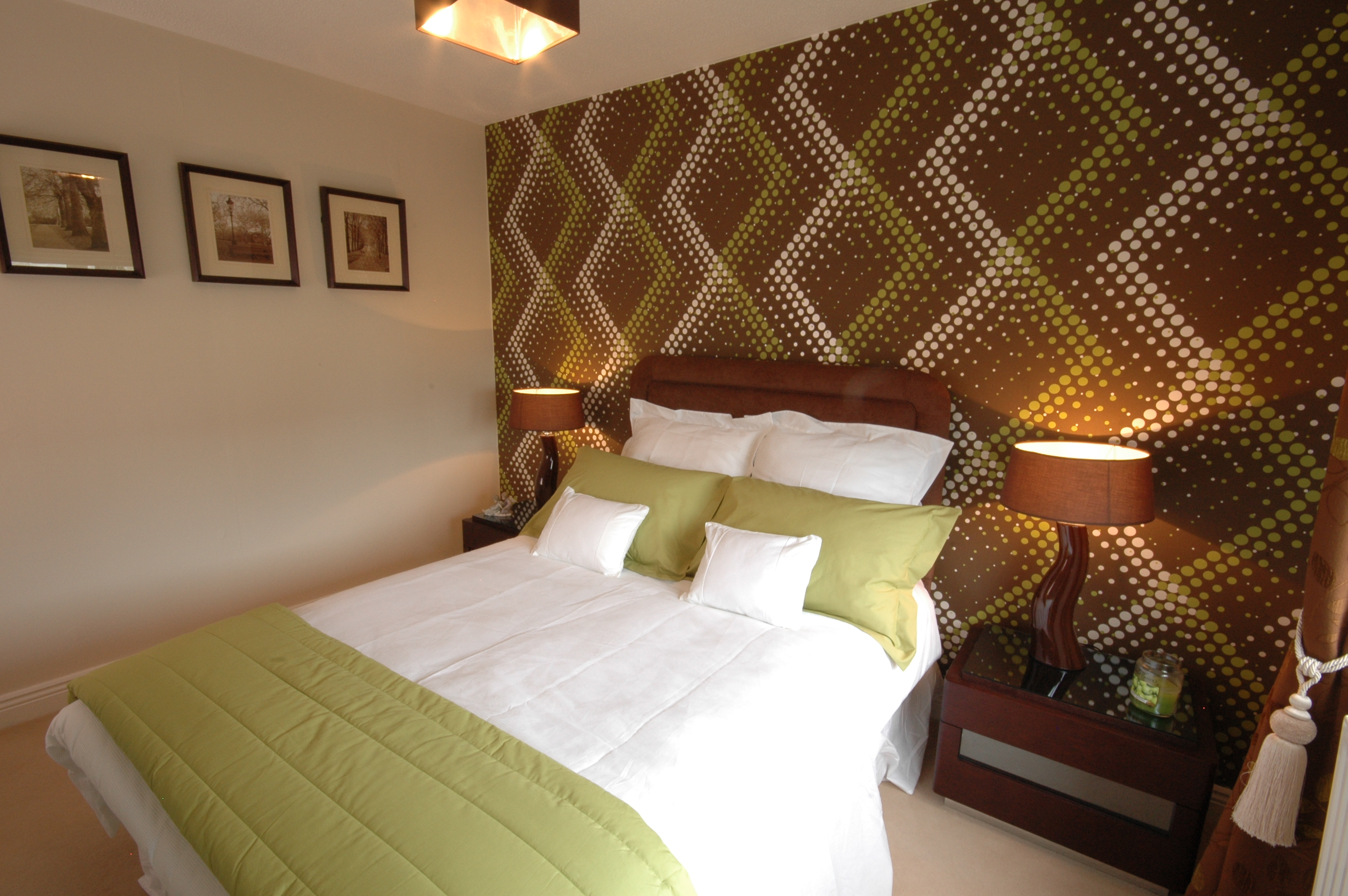 Lime Green And Brown Bedroom Ideas Novocom Top