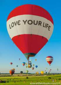 Hot air - Love Your Life