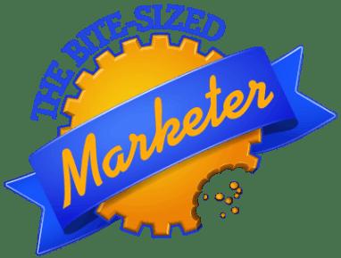The Bite-Sized Marketer logo