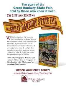 Newsletter ad - The Danbury Fair