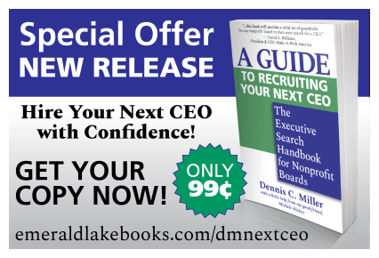 Newsletter ad - Recruiting Your Next CEO