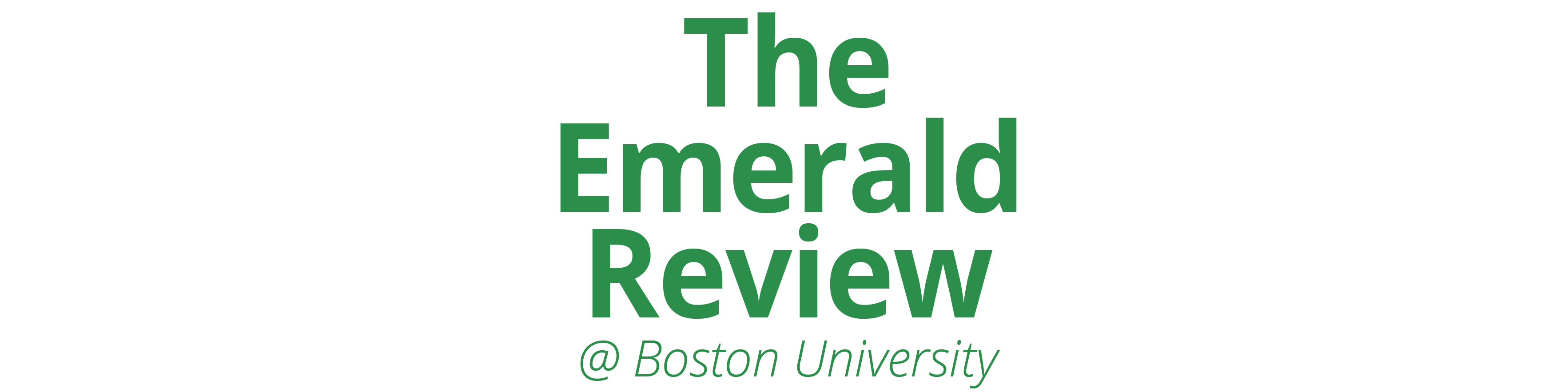 The Emerald Review
