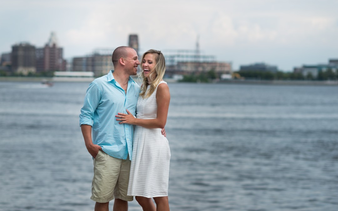 Devon and Eric's Engagement Session