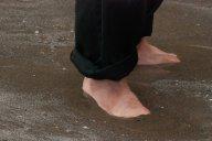 Vince Ferguson - Sandy Feet - Digital Image