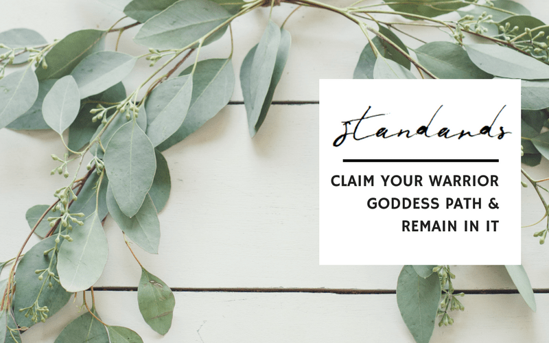 How to Claim your Warrior Goddess Path & Remain in it | www.EmergeAndBloom.com