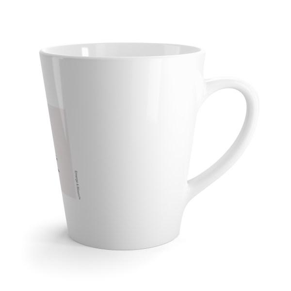 Living life in full bloom mug for daily inspiration
