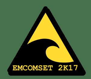 Emcomset2K17 logo