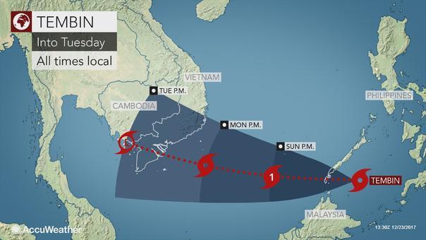 Temporada de huracanes del 2018