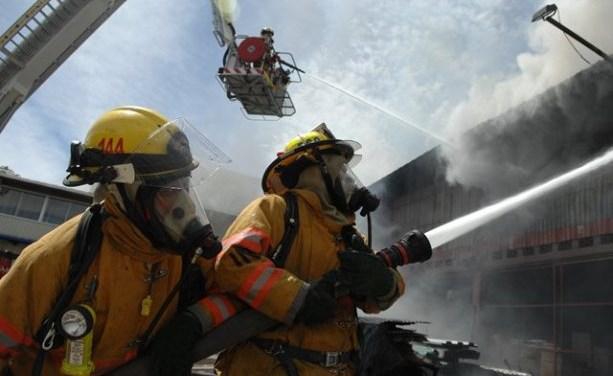 Bomberos y Radioaficionados unidos por una causa: las Comunicaciones de Emergencia