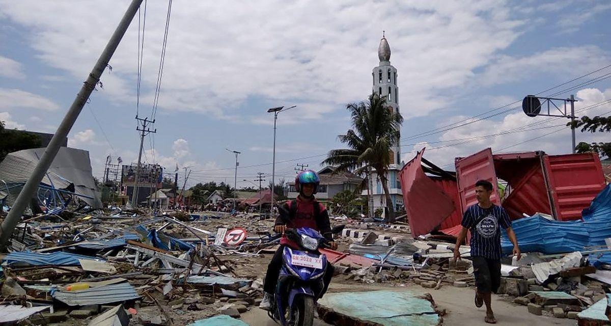 Terremotos y tsunamis en Indonesia