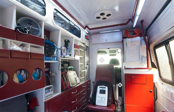 Ambulancia virtual (3/4)