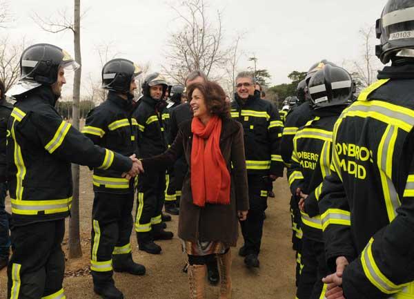 90 millones de euros para renovar el equipamiento en los parques de bomberos (1/6)